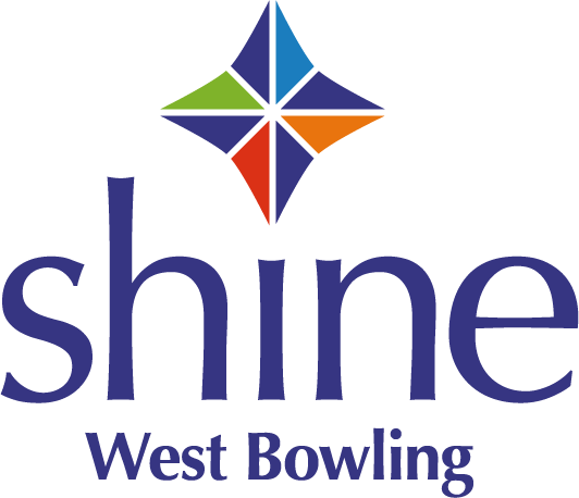 Shine West Bowling logo